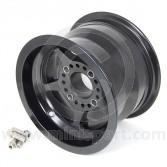 KADMAG610 KAD magnesium Mini racing wheel - 6 x 10 - black