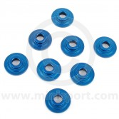 KENVR9 Kent Mini Valve Spring Retainer Set in Alloy