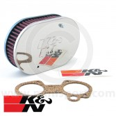 K&N Air Filter - Weber 45 DCOE - 45mm deep
