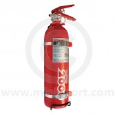 Lifeline Zero 2000 - Mechanical Club Fire Marshal - 2.25 Litre - MSA