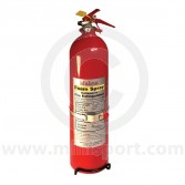 Lifeline Fire Extinguisher - Hand Held - 2.4litre - FIA