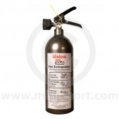 Lifeline Fire Extinguisher - Hand Held - 2.0Kg ZERO 360