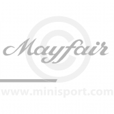 Mini Mayfair Decal Kit - Sides & Boot - Script