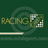 Racing Green Decal Kit - Sides & Boot