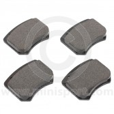 "MLB20/44 A set of Mintex M1144 fast road or rally brake pads for Mini Cooper S and early 1275GT models fitted with 10"" wheels. (GBD103)"