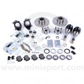 "MS2680KIT 7.5"" disc drive kit for Cooper S and early 1275GT fitted with 10"" wheels."
