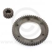 MS3326 LSD fitment semi helical Mini final drive gears - 3.44:1 ratio