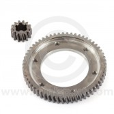MS3333 LSD fitment semi helical Mini final drive gears - 4.33:1 ratio