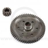 MS3338 Standard fitment semi helical Mini final drive gears - 4.31:1 ratio