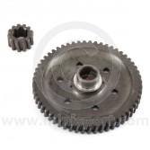 MS3339 Standard fitment semi helical Mini final drive gears - 4.67:1 ratio