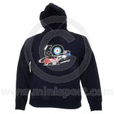 Deep Navy 3 Minis Hoody - Mini 60