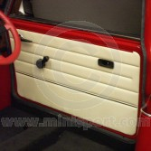 Door Panels Plain - Pair - Mini 59-60