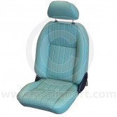 Suffolk Recliner - Vinyl Front Seat - Left Hand