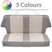 Mini Rear Seat Cover - Suffolk - Leather