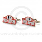 PH37.050 Special Edition Paddy Hopkirk Mini cuff links