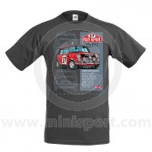 Paddy Hopkirk 33 EJB T Shirt - Grey