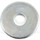 Flat washer for Mini suspension tie rod and rear subframe mounting