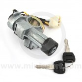 QRF100750 Steering lock and ignition assembly for Mini MPi models with airbag 1996on