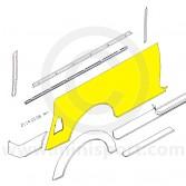 MCR21.14.00.08 RH Rear Side Panel Mini Traveller Mk1-2