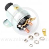 Starter Solenoid - Inertia type Mk1 - Push Button