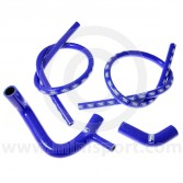 Samco Silicone Hose Kit - Mini 850/998/1098 - Blue
