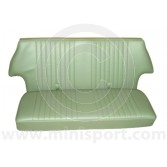 Mini Monte Carlo Reclining Front and Rear Seat Cover Kit