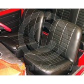 Mini Front Seat Cover Kit - Both Seats 1969-80