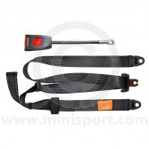 Securon Front Static Seat Belt