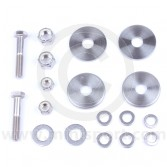 Front tie bar fitting kit for classic Mini