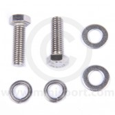 Clutch slave cylinder 'A' Series fitting kit for Classic Mini models