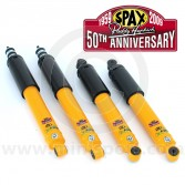 SPAP901 Spax Paddy Hopkirk Mini 50th anniversary set of front and rear shock absorbers
