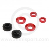 Rocker Cover Fitting Kit - Red