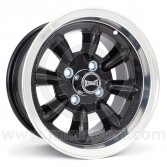 "7 x 13"" Ultralite Mini Wheel - Black"