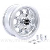 "Classic Mini 4.5"" x 10"" Ultralite Wheel in Silver"