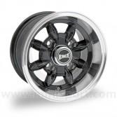 "6 x 10"" Ultralite Mini Deep Dish Wheel - Black (Wheels)"