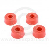 Uprated Top Engine Steady Polyurethane Bush kit - for Mini Sport Top Engine Steady