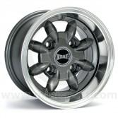 "6 x 10"" Ultralite Mini Deep Dish Wheel - Anthracite"