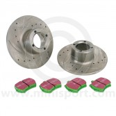"8.4"" Disc Surestop brake kit - Mini '84 on"