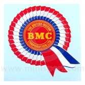 BMC Rosette Sticker