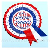Special Tuning Rosette Sticker