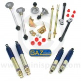 SUSCKIT02L Mini Sport performance handling Sports Ride kit with GAZ lowered shock absorbers
