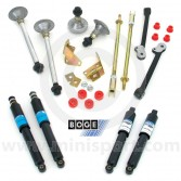 SUSCKIT08 Mini Sport performance handling Sports Ride kit with BOGE shock absorbers