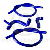 Samco Silicone Hose Kit - Clubman 1275GT - Blue