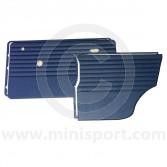Monte Carlo Door & Rear Quarter Panels - 4 Piece - Mini Saloon 70 on