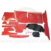 26 Piece Interior Panel Kit for LHD Mini Clubman Estate 70-75