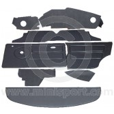 12 Piece Interior Panel Kit for Mini 1275GT RHD 75-80
