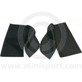 Rear Wheel Arch Covers Mini 62-70 & 73 on