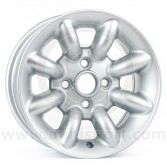 6 x 13 Sportspack Look Alloy Wheel - Silver