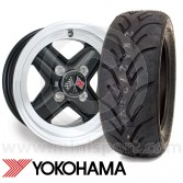 "6x12"" Black Revolution Alloys - Yoko A048 Package"