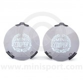 XBV100300 Rover Mini Cooper lamp covers